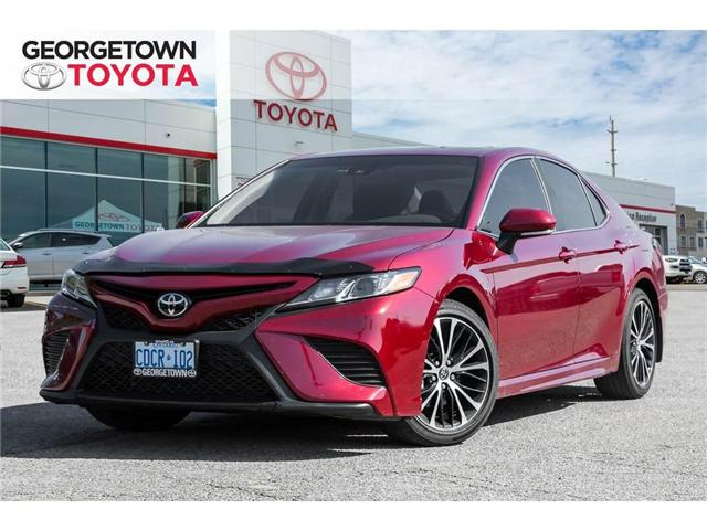 2018 Toyota Camry  (Stk: 8CM057) in Georgetown - Image 1 of 20