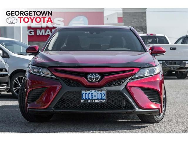 2018 Toyota Camry  (Stk: 8CM057) in Georgetown - Image 2 of 20