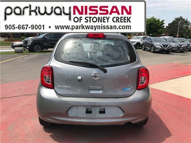 2015 Nissan Micra SV (Stk: N1296) in Hamilton - Image 4 of 17