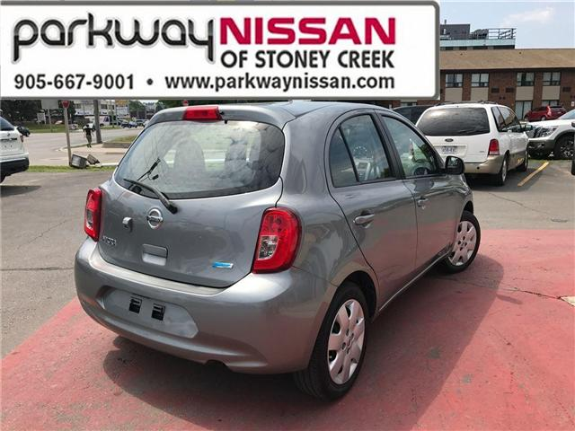 2015 Nissan Micra SV (Stk: N1296) in Hamilton - Image 5 of 17