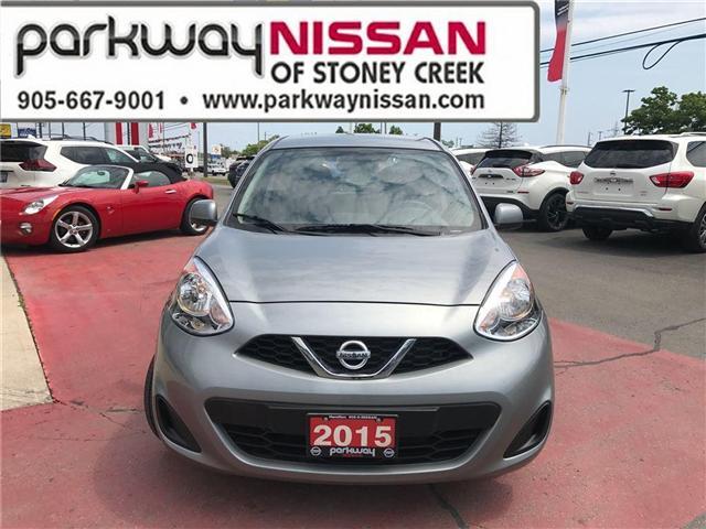 2015 Nissan Micra SV (Stk: N1296) in Hamilton - Image 8 of 17