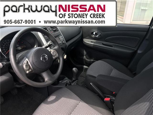 2015 Nissan Micra SV (Stk: N1296) in Hamilton - Image 9 of 17