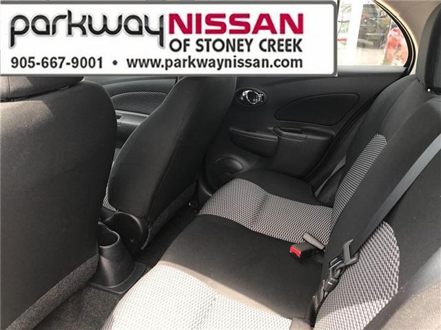 2015 Nissan Micra SV (Stk: N1296) in Hamilton - Image 10 of 17