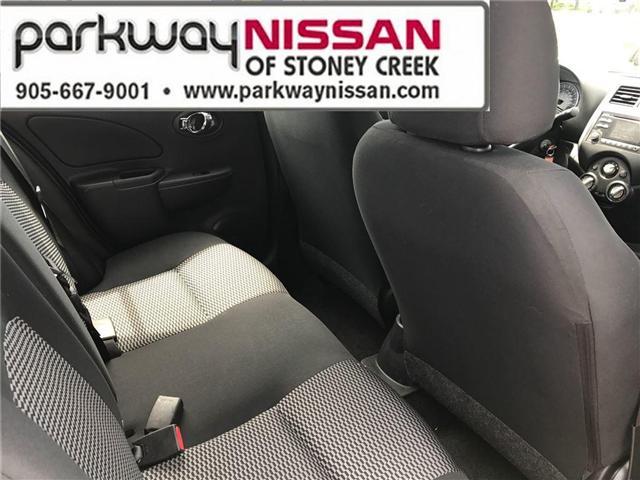 2015 Nissan Micra SV (Stk: N1296) in Hamilton - Image 11 of 17