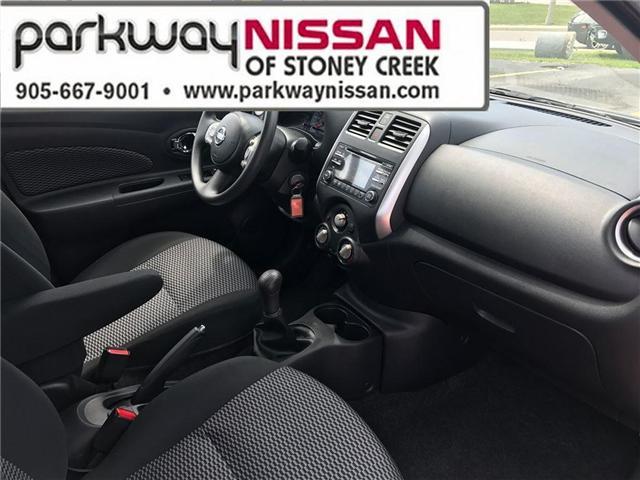 2015 Nissan Micra SV (Stk: N1296) in Hamilton - Image 12 of 17