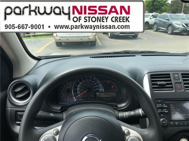 2015 Nissan Micra SV (Stk: N1296) in Hamilton - Image 13 of 17