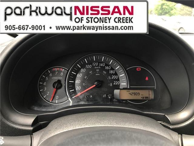 2015 Nissan Micra SV (Stk: N1296) in Hamilton - Image 14 of 17