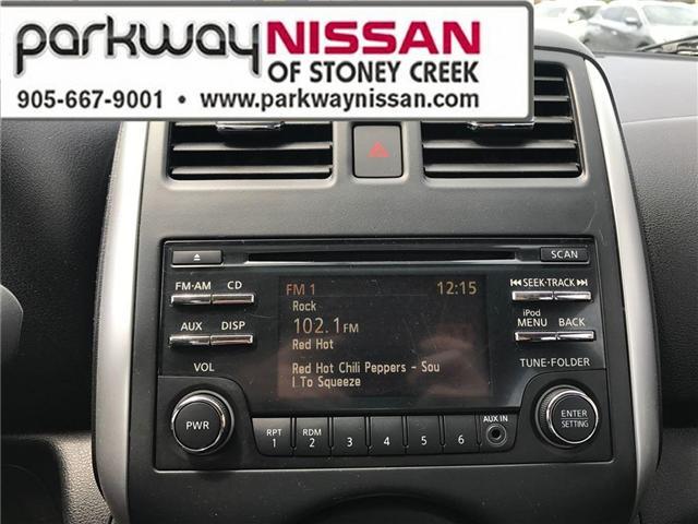 2015 Nissan Micra SV (Stk: N1296) in Hamilton - Image 15 of 17