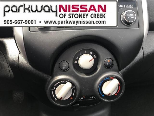 2015 Nissan Micra SV (Stk: N1296) in Hamilton - Image 16 of 17