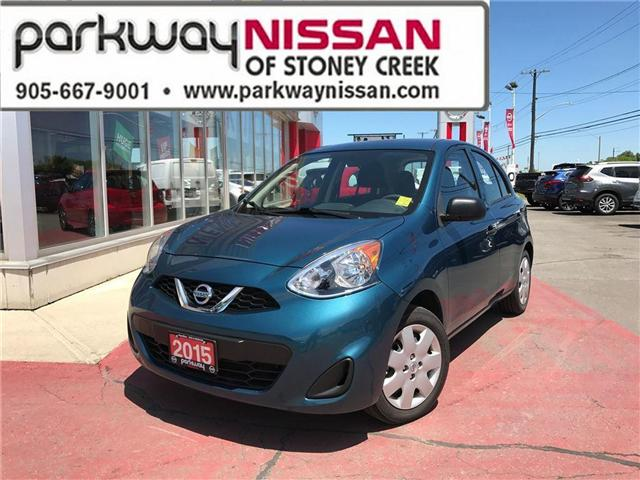 2015 Nissan Micra S (Stk: N18337A) in Hamilton - Image 1 of 17
