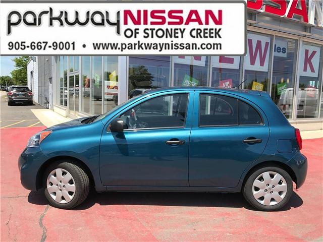 2015 Nissan Micra S (Stk: N18337A) in Hamilton - Image 2 of 17