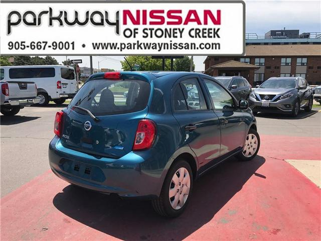 2015 Nissan Micra S (Stk: N18337A) in Hamilton - Image 5 of 17