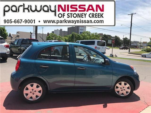 2015 Nissan Micra S (Stk: N18337A) in Hamilton - Image 6 of 17