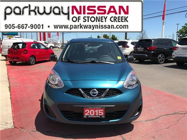2015 Nissan Micra S (Stk: N18337A) in Hamilton - Image 8 of 17