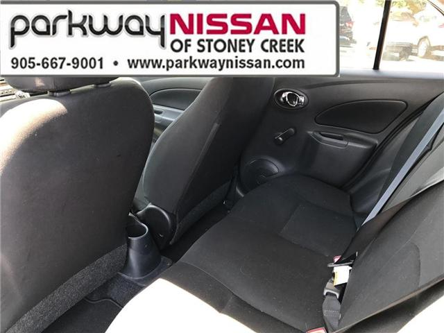 2015 Nissan Micra S (Stk: N18337A) in Hamilton - Image 10 of 17