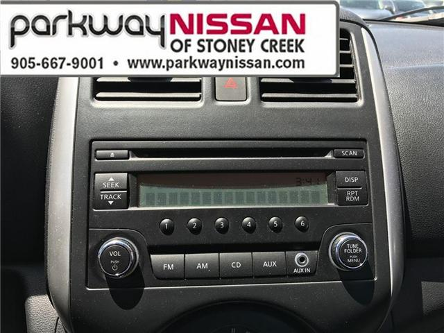 2015 Nissan Micra S (Stk: N18337A) in Hamilton - Image 15 of 17