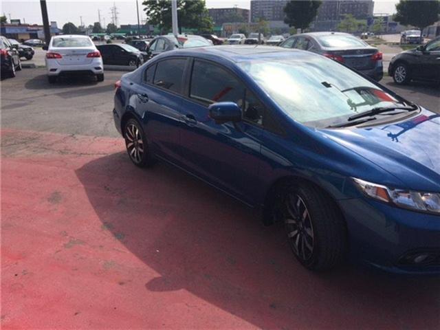 2015 Honda Civic Touring (Stk: N18656A) in Hamilton - Image 2 of 7
