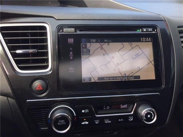 2015 Honda Civic Touring (Stk: N18656A) in Hamilton - Image 7 of 7