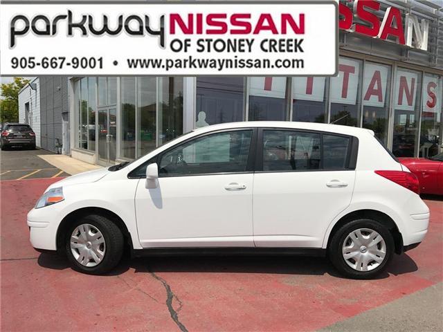 2012 Nissan Versa  (Stk: N1295) in Hamilton - Image 2 of 17
