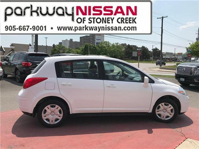 2012 Nissan Versa  (Stk: N1295) in Hamilton - Image 6 of 17