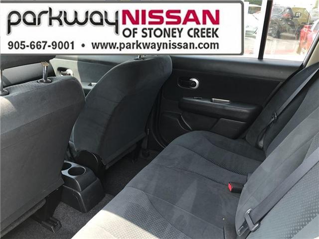 2012 Nissan Versa  (Stk: N1295) in Hamilton - Image 10 of 17