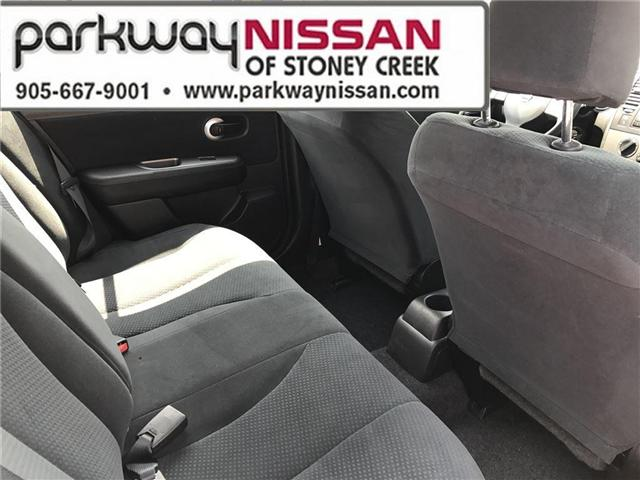 2012 Nissan Versa  (Stk: N1295) in Hamilton - Image 11 of 17