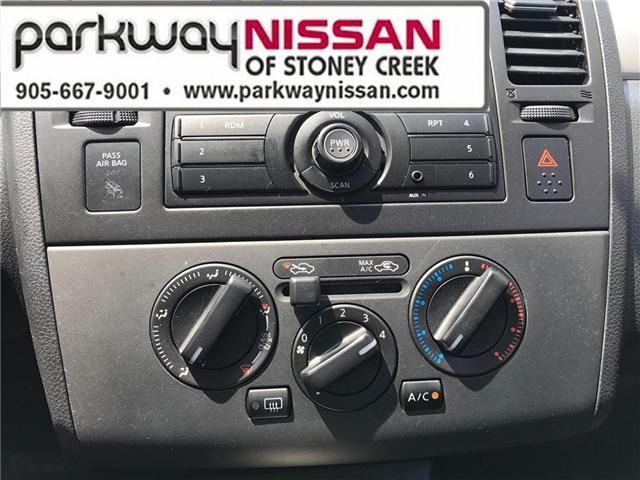 2012 Nissan Versa  (Stk: N1295) in Hamilton - Image 16 of 17