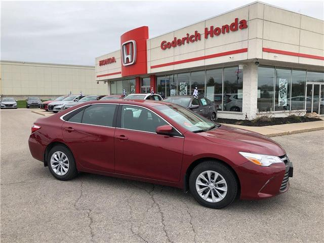 2015 Toyota Camry LE (Stk: U05018) in Goderich - Image 1 of 16