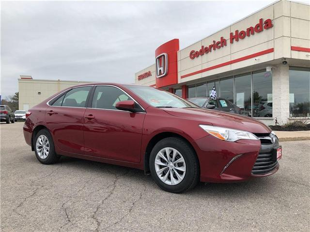 2015 Toyota Camry LE (Stk: U05018) in Goderich - Image 2 of 16