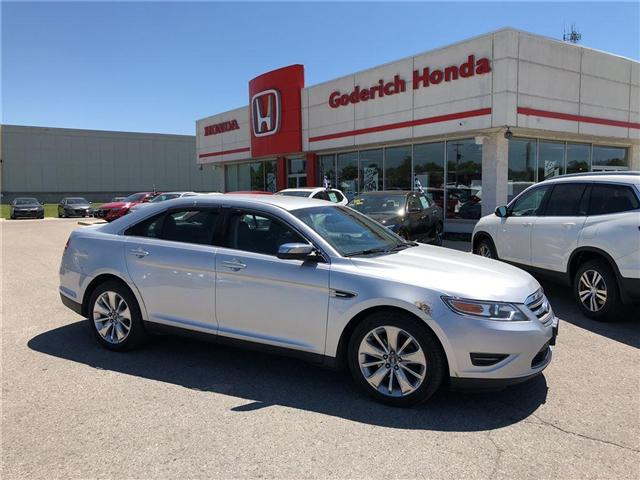 2012 Ford Taurus Limited (Stk: U08018) in Goderich - Image 1 of 15