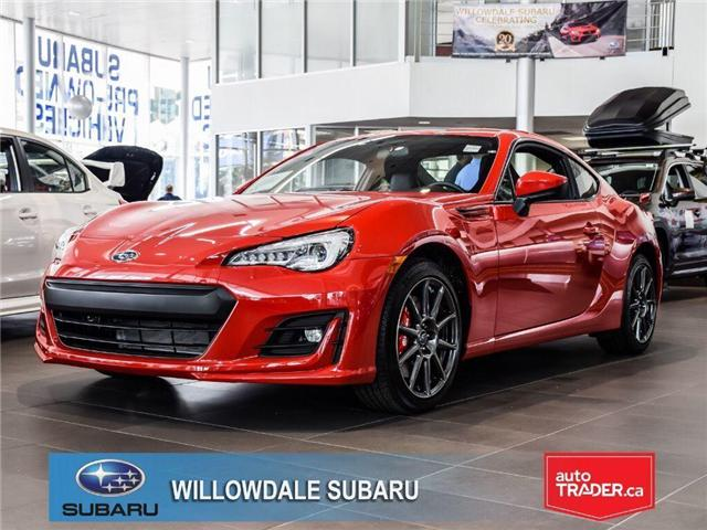 2018 Subaru BRZ Sport-tech RS (Stk: 12698) in Toronto - Image 1 of 23