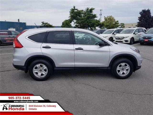 2015 Honda CR-V LX (Stk: 18435A) in Cobourg - Image 1 of 13