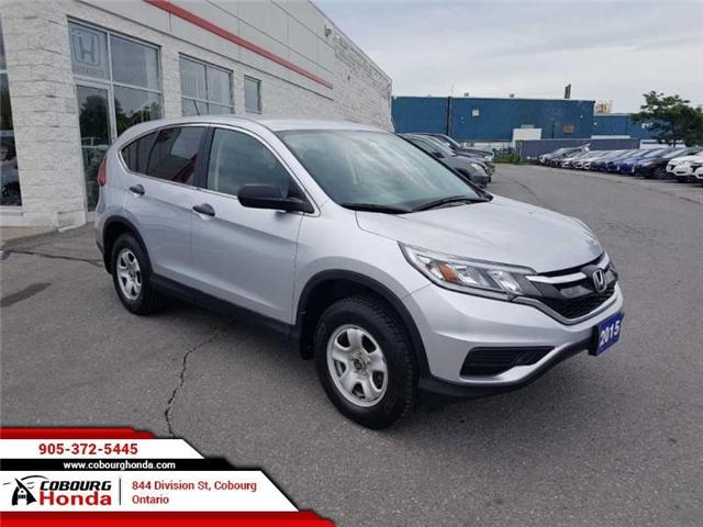 2015 Honda CR-V LX (Stk: 18435A) in Cobourg - Image 2 of 13