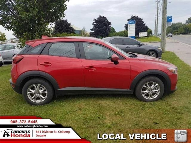 2017 Mazda CX-3 GS (Stk: 19018A) in Cobourg - Image 1 of 13