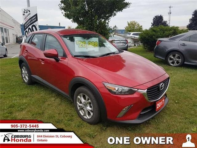 2017 Mazda CX-3 GS (Stk: 19018A) in Cobourg - Image 2 of 13