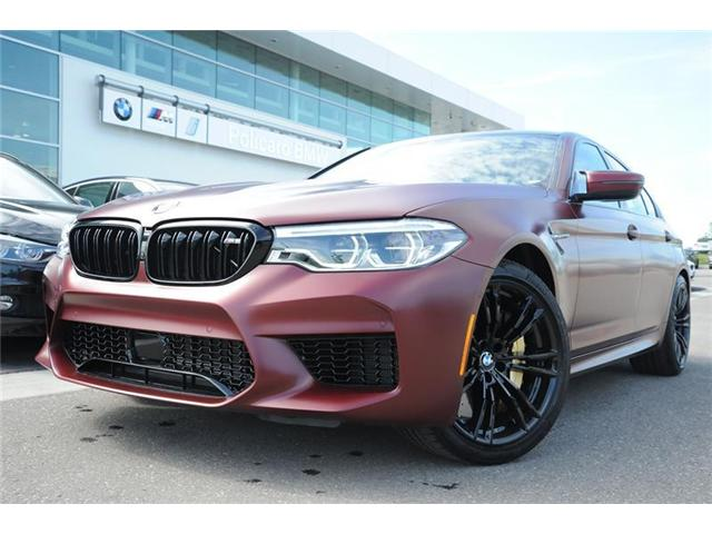 2018 BMW M5  (Stk: 8284081) in Brampton - Image 1 of 16