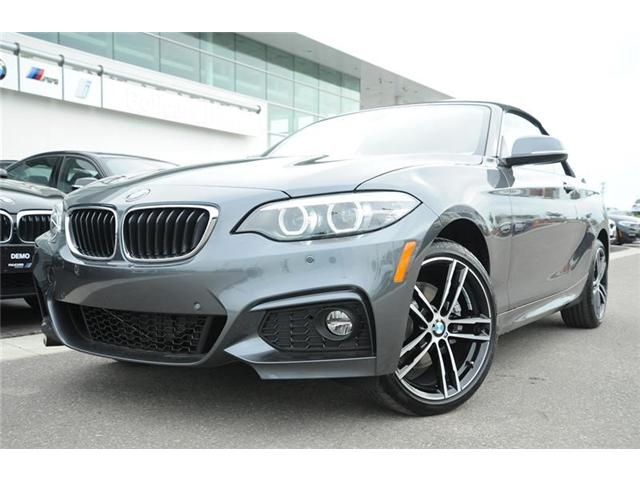 2018 BMW 230i xDrive (Stk: 8D41739) in Brampton - Image 1 of 14
