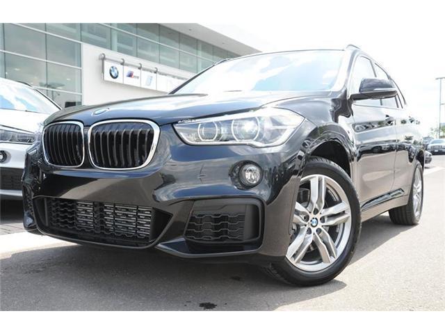 2018 BMW X1 xDrive28i (Stk: 8F03740) in Brampton - Image 1 of 12