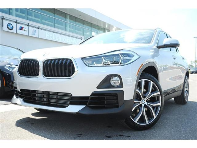 2018 BMW X2 xDrive28i (Stk: 8F77828) in Brampton - Image 1 of 12