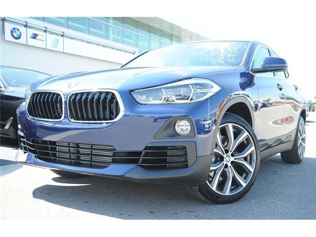 2018 BMW X2 xDrive28i (Stk: 8F77857) in Brampton - Image 1 of 12