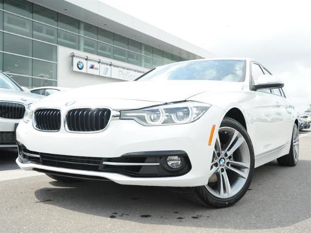 2018 BMW 330i xDrive (Stk: 8M33873) in Brampton - Image 1 of 12