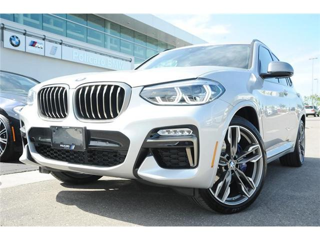2018 BMW X3 M40i (Stk: 8Z00696) in Brampton - Image 1 of 13