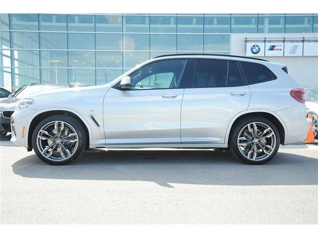 2018 BMW X3 M40i (Stk: 8Z00696) in Brampton - Image 2 of 13