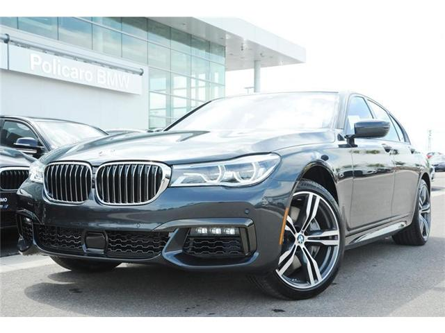 2019 BMW 750i xDrive (Stk: 9527467) in Brampton - Image 1 of 15