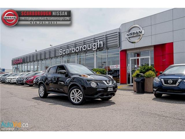 2016 Nissan Juke SV (Stk: K18006A) in Scarborough - Image 2 of 21