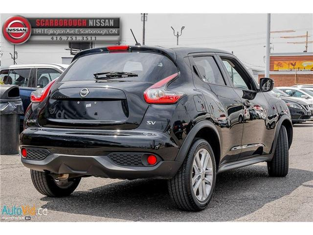 2016 Nissan Juke SV (Stk: K18006A) in Scarborough - Image 4 of 21