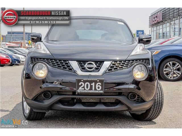 2016 Nissan Juke SV (Stk: K18006A) in Scarborough - Image 9 of 21