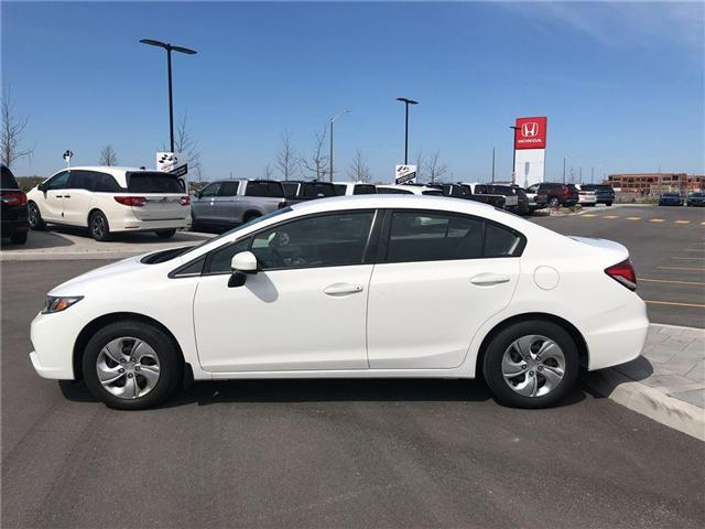 2014 Honda Civic LX (Stk: B0076) in Nepean - Image 2 of 14