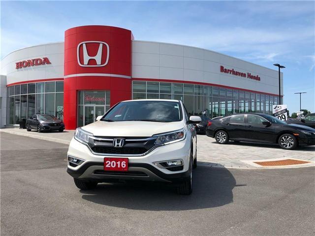 2016 Honda CR-V EX (Stk: B0109) in Nepean - Image 1 of 22