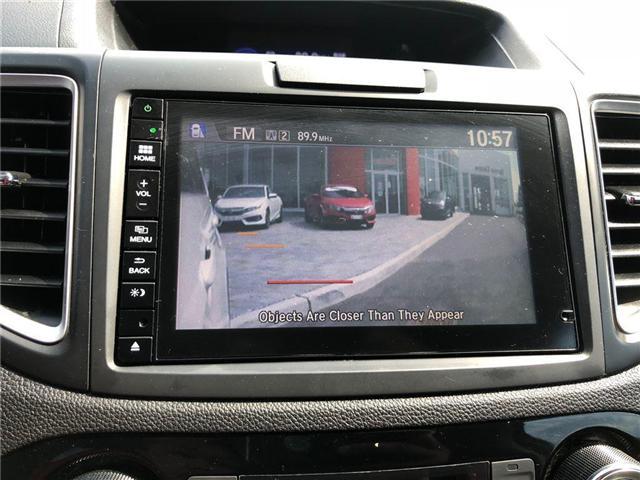 2016 Honda CR-V EX (Stk: B0109) in Nepean - Image 16 of 22